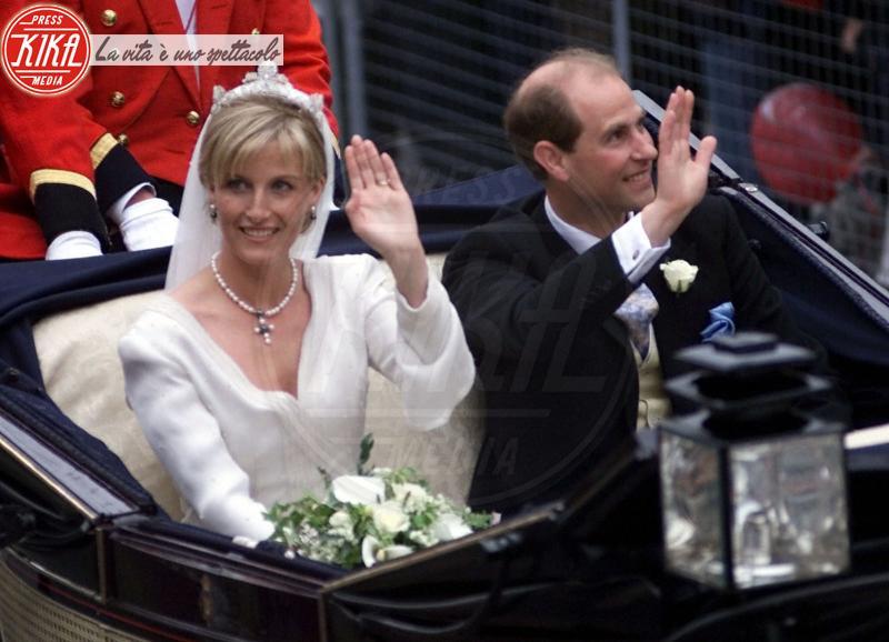 Sophie Rhys-Jones, Principe Edoardo - Londra - 19-06-1999 - Kate Middleton e le altre: da Cenerentola a principessa