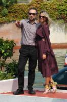Francesca Barra, Claudio Santamaria - Venezia - 06-09-2017 - Svelato il segreto di Francesca Barra e Claudio Santamaria
