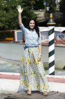 Tiziana Buldini - Venezia - 07-09-2017 - Venezia 74: Tiziana Buldini bellissima in Giada Curti