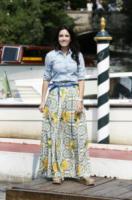 Tiziana Buldini - 07-09-2017 - Venezia 74: Tiziana Buldini bellissima in Giada Curti