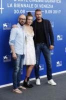 Adèle Exarchopoulos, Matthias Schoenaerts, Michael Roskam - Venezia - 08-09-2017 - Venezia 74: Adele Exarchopoulos protagonista di La Fidèle