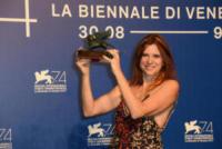 Susanna Nicchiarelli - Venezia - 09-09-2017 - Venezia 74: il Leone d'Oro va a Guillermo Del Toro