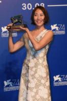 Gina Kim - Venezia - 09-09-2017 - Venezia 74: il Leone d'Oro va a Guillermo Del Toro