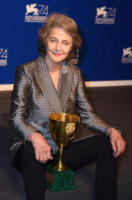 Charlotte Rampling - Venezia - 09-09-2017 - Venezia 74: il Leone d'Oro va a Guillermo Del Toro