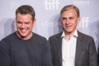 Christoph Waltz, Matt Damon - Toronto - 10-09-2017 - Festival di Toronto: dopo Venezia le star traslocano in Canada