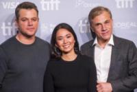 Hong Chau, Christoph Waltz, Matt Damon - Toronto - 10-09-2017 - Festival di Toronto: dopo Venezia le star traslocano in Canada