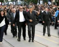 George Clooney - Toronto - 09-09-2017 - Suburbicon, a Toronto George Clooney sfila senza la sua Amal