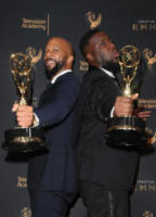 Robert Glasper, Common - Los Angeles - 10-09-2017 - Creative Arts Emmy: sul red carpet anche Asia Argento