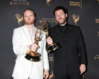 Kyle Dixon, Michael Stein - Los Angeles - 11-09-2017 - Creative Arts Emmy: sul red carpet anche Asia Argento
