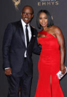 Courtney B. Vance, Angela Bassett - Los Angeles - 10-09-2017 - Creative Arts Emmy: sul red carpet anche Asia Argento