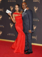 Courtney B. Vance, Angela Bassett - Los Angeles - 10-09-2017 - Creative Arts Emmy: sul red carpet anche Asia Argento