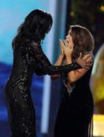 Miss North Dakota Cara Mund, Miss Missouri Jennifer Davis - Las Vegas - 08-09-2017 - Miss America 2018: la vincitrice è Cara Mund