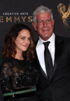 Anthony Bourdain, Asia Argento - Los Angeles - 09-09-2017 -