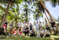 Cast Pechino Express - Milano - 09-05-2017 - Torna Pechino Express: ecco tutti i concorrenti