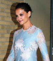 Katie Holmes - New York - 12-09-2017 - Katie Holmes, la più bella della New York Fashion Week