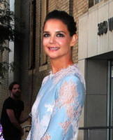 Katie Holmes - New York - 11-09-2017 - Katie Holmes, la più bella della New York Fashion Week