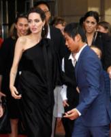 Pax Jolie-Pitt, Angelina Jolie - Toronto - 11-09-2017 - Angelina Jolie, la premiere è un affare di famiglia
