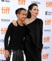 Maddox Jolie-Pitt, Angelina Jolie - Toronto - 11-09-2017 - Angelina Jolie, la premiere è un affare di famiglia