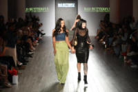 Candice Cuoco &amp, Bad Butterfly Runway, Vanessa Simmons - New York - 12-09-2017 - New York Fashion Week: la sfilata Bad Butterfly