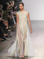 Sfilata John Paul Ataker, Model - New York - 11-09-2017 - New York Fashion Week: la sfilata John Paul Ataker