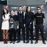 Levante, Fedez, Alessandro Cattelan, Mara Maionchi, Manuel Agnelli - Milano - 13-09-2017 - X Factor 12, ecco la squadra: il giudice più imprevedibile? Lei