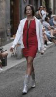 Sfilata Maria Lafuente, Atmosphere, Model - Madrid - 12-09-2017 - Madrid Fashion Week: la sfilata Maria Lafuente