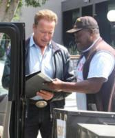 Arnold Schwarzenegger - Brentwood - 13-09-2017 - Schwarzenegger, che famiglia di salutisti!