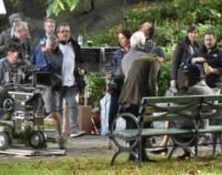 Chloe Grace Moretz, Neil Jordan, Isabelle Huppert - Dublino - 14-09-2017 - Isabelle Huppert-Chloe Grace Moretz: che coppia per The Widow