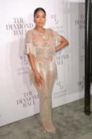 La La Anthony - New York - 15-09-2017 - Rihanna, bellezza mozzafiato al Diamond Ball
