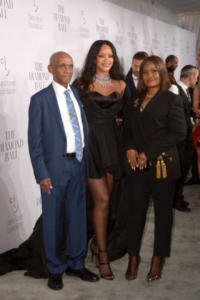 Monica Braithwaite, Rihanna - New York - 15-09-2017 - Rihanna, bellezza mozzafiato al Diamond Ball