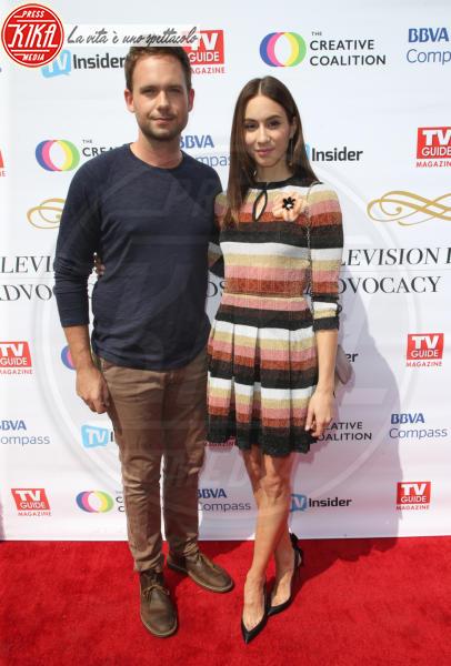 Patrick J. Adams, Troian Bellisario - Hollywood - 17-09-2017 - Vedremo ancora Meghan Markle in tv come attrice