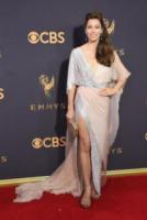 Jessica Biel - Los Angeles - 17-09-2017 - Emmy 2017: gli stilisti sul red carpet