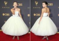 Millie Bobby Brown - 18-09-2017 - Emmy 2017: le dive viste fronte e retro