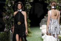 Sfilata Alvarno, Model - Madrid - 18-09-2017 - Madrid Fashion Week: la sfilata Alvarno