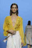 Modella - Madrid - 16-09-2017 - Madrid Fashion Week: la sfilata di Menchen Tomas