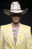 Modella, Model - Madrid - 16-09-2017 - Madrid Fashion Week: la sfilata Ana Locking