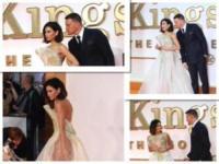 Jenna Dewan Tatum, Jenna Dewan, Channing Tatum - Londra - 18-09-2017 - Kingsman, Channing Tatum, impossibile non dare una sbirciatina
