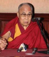 Dalai Lama - Palermo - 18-09-2017 - Il Dalai Lama a Palermo, fedeli in delirio