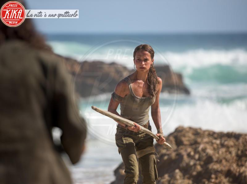 Alicia Vikander - Hollywood - 19-09-2017 - Cinema e videogames, i 5 migliori film tratti dai videogiochi