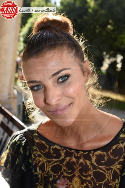 Cristina Chiabotto - Milano - 20-09-2017 - MFW, Cristina Chiabotto, le sfilate prima di diventare mamma