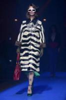 sfilata Gucci - Milano - 20-09-2017 - MFW, logo e marsupio protagonisti della sfilata Gucci