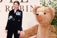 Kelly MacDonald - Londra - 20-09-2017 - Margot Robbie romantica per la prima di Addio Christopher Robin