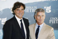 Giancarlo Scheri, Giorgio Restelli - Milano - 21-09-2017 - Gianni Morandi torna alla fiction con L'isola di Pietro