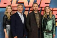Ana de Armas, Sylvia Hoeks, Ryan Gosling, Harrison Ford - Londra - 21-09-2017 - Blade Runner 2049: la nuova coppia Harrison Ford - Ryan Gosling