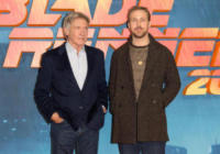 Ryan Gosling, Harrison Ford - Londra - 21-09-2017 - Blade Runner 2049: la nuova coppia Harrison Ford - Ryan Gosling
