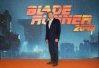 Harrison Ford - Londra - 21-09-2017 - Blade Runner 2049: la nuova coppia Harrison Ford - Ryan Gosling