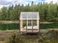72 Hours Cabin - Svezia - 21-09-2017 - Svezia, arrivano 72 Hours Cabin: le cabine immerse nella natura