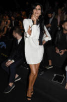 Pamela Prati - Milano - 22-09-2017 - Milano Fashion Week: gli ospiti alla sfilata Elisabetta Franchi