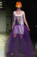 Modella - Milano - 20-09-2017 - Milano Fashion Week: la sfilata Cristiano Burani