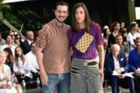 Ludovica Frasca, Luca Bizzarri - Milano - 23-09-2017 - Milano Fashion Week: Ludovica Frasca e Luca Bizzarri da Missoni